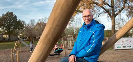 Nieuwe speeltuin bij Pekhoeve haalt avontuur in kinderen naar boven