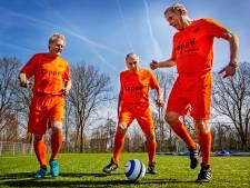 Walking Football voor senioren nu ook in Ommen