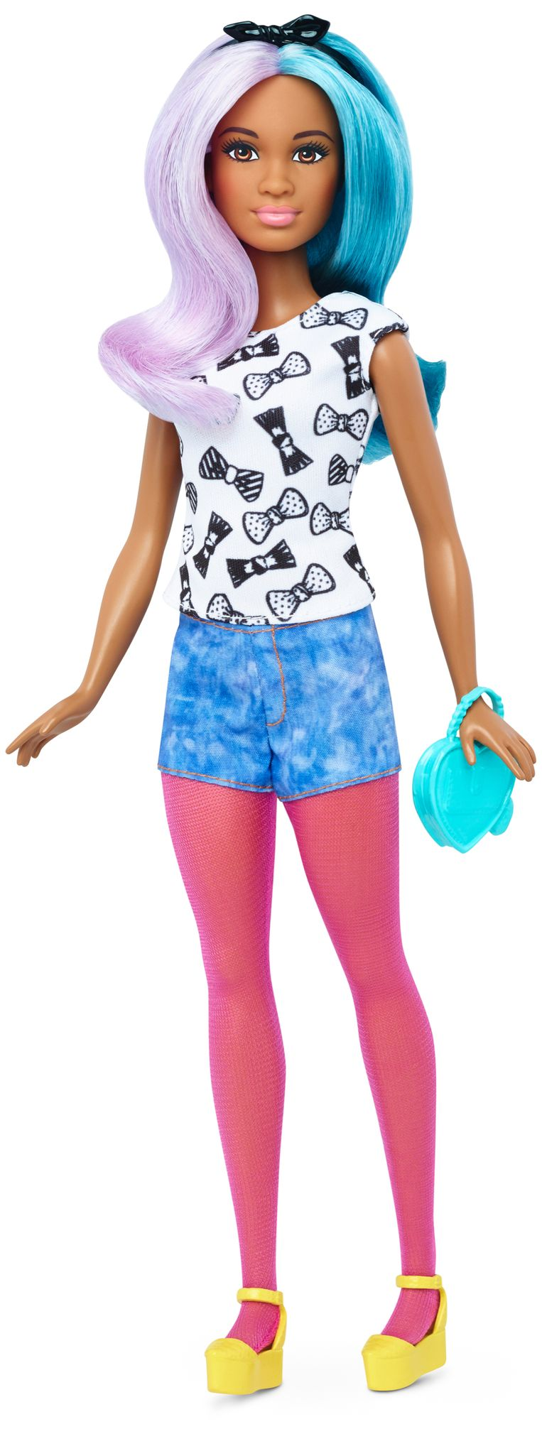 De oldschool barbie Beeld Mattel