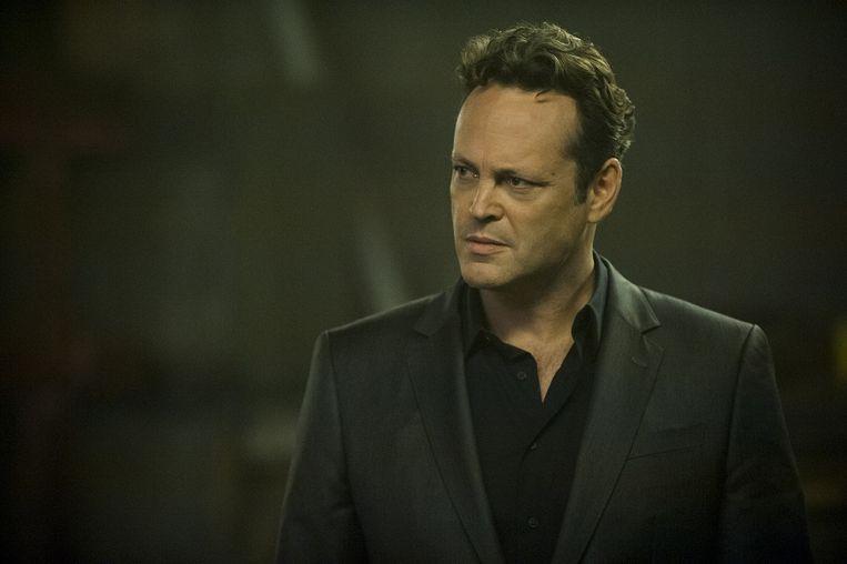 Frank Semyon, een door Vince Vaughn gespeelde crimineel annex casino-uitbater Beeld HBO