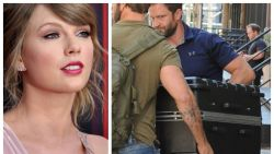 Bizar: Taylor Swift reist in gigantische koffer om paparazzi te vermijden