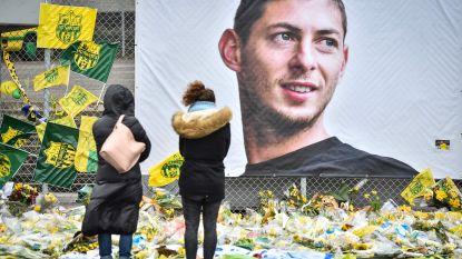 Twee arrestaties voor posten foto overleden voetballer Sala