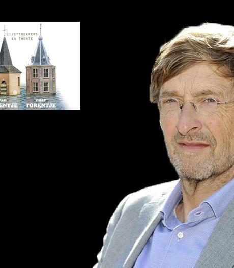 Verkiezingsblog | Jeroen Pauw sms'te: lekker bezig, daar in Twente