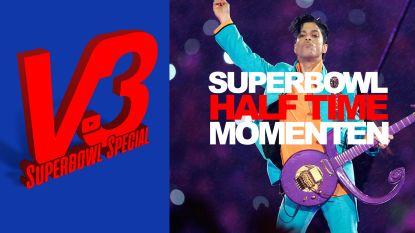 VIRAL3 SPECIAL: opmerkelijke halftime momenten tijdens de Super Bowl