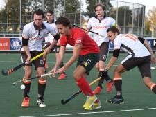 Hockeyer Calvin Asbroek was uitgeleerd bij Civicum