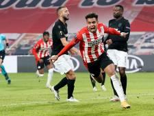 PSV richt zich knap op tegen PAOK en heeft nog alle kans op overwintering in Europa League