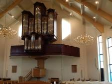 Putter kerkorgels trekken alle  registers open deze zomer
