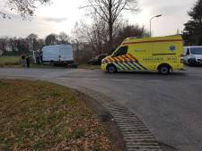 Twee gewonden bij botsing tussen bestelwagen en auto in Silvolde