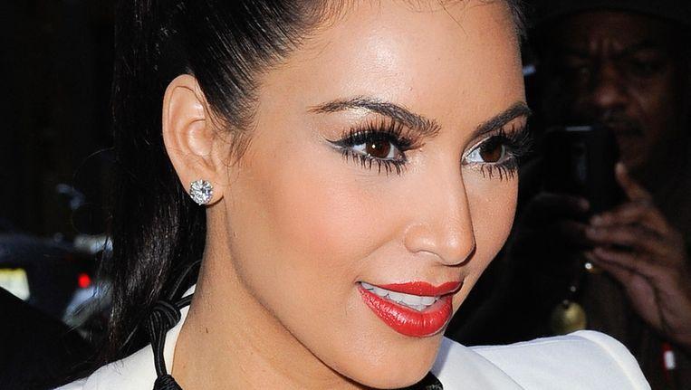 Kim Kardashian moeder sex tape