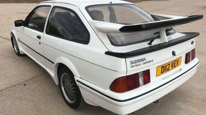 Deze Ford Sierra uit 1987 gaat meer dan 135.000 euro opleveren