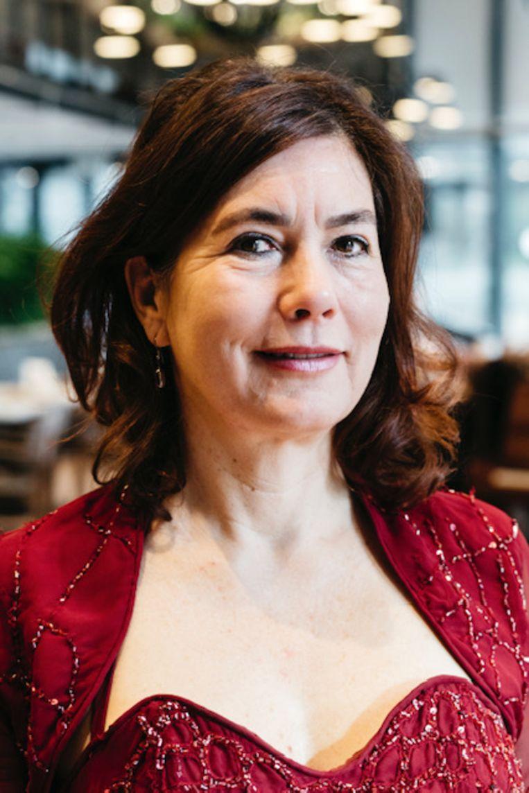 Merel Huizinga is verkozen tot Amsterdammer van het jaar. Beeld Jurre Rompa