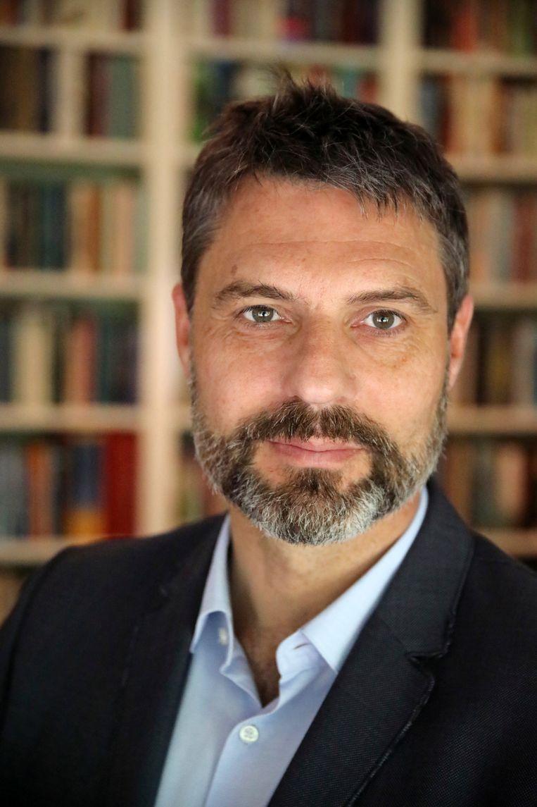 Carsten de Dreu Beeld Rafaël Philippen