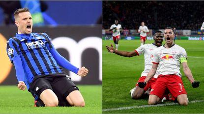 Maak kennis met de twee nieuwste kwartfinalisten in de Champions League: twee vreemde eenden tussen de groten
