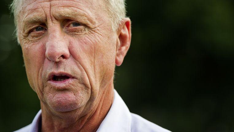 Sportwereld Toont Medeleven Met Zieke Johan Cruijff Het Parool