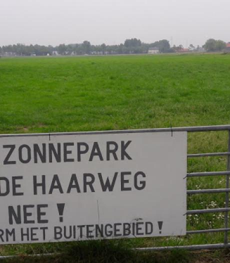Eerste zonnepark in Wageningen