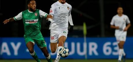 Bradley Vliet met FC Dordrecht naar oude club NAC: 'Een wedstrijd om naar uit te kijken'