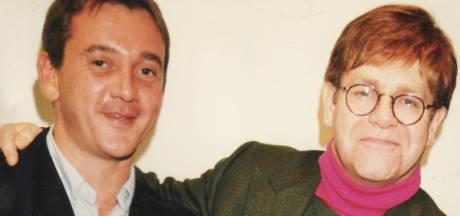 Rob van Helden uit Sint-Oedenrode bloemist van de Britse jetset