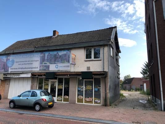 Op de plek van Heilig Hartplein 16 - 22 komt nieuwbouw.