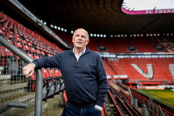 Jan Streuer, de technisch directeur van FC Twente, kijkt terug op zijn eerste maanden.
