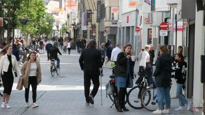 Vanaf morgen is fietsen in Bruul verboden
