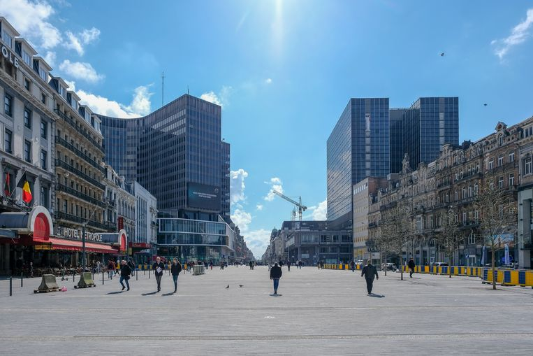 La Fermerie zal een kiosk openen op het De Brouckèreplein