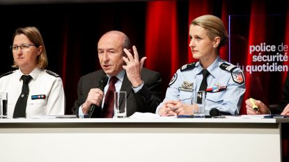 Frankrijk versterkt politie met 10.000 agenten voor probleemwijken