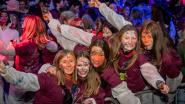 100 dagen afgetrapt met festivaldorp op Polenplein