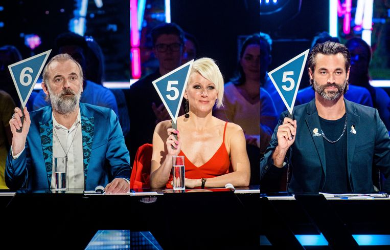 Dancing with the Stars jury VIER SBS
