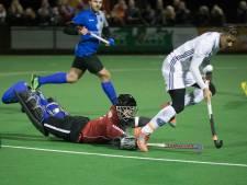 Hockeyers Ede sneuvelen in kwartfinales Gold Cup