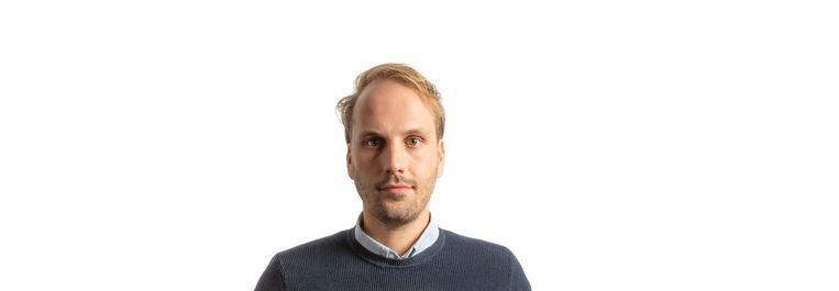 Jarl van der Ploeg Beeld de Volkskrant