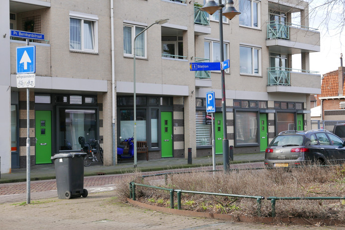 Er was geen animo voor winkels in de 'plint' van een nieuwbouwcomplex aan de Prins Bernhardstraat in Boxtel, dus werden er woningen van gemaakt. Een goed voorbeeld van flexibel denken, aldus de Boxtelse architect Cleem Snijders.