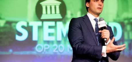 Top Forum voor Democratie verbolgen over 'muiterij' Limburgs Statenlid