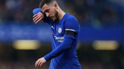 """Eden Hazard praat over zijn frustrerend seizoen: """"Het was niet zo goed, my friend"""""""