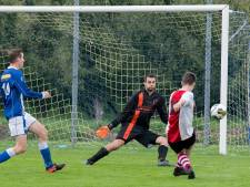 Bonuspunt SCR in Betuwse derby met GVV