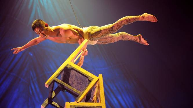 Cirque du Soleil is te koop, bieden kan tot volgende week