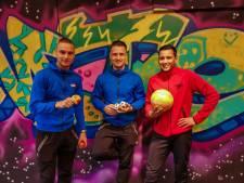 Quincy, Maikel en Sereno brengen kinderen in beweging dankzij #GorkumseSportChallenge