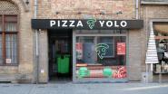 Pizzeria gesloten wegens zwartwerk