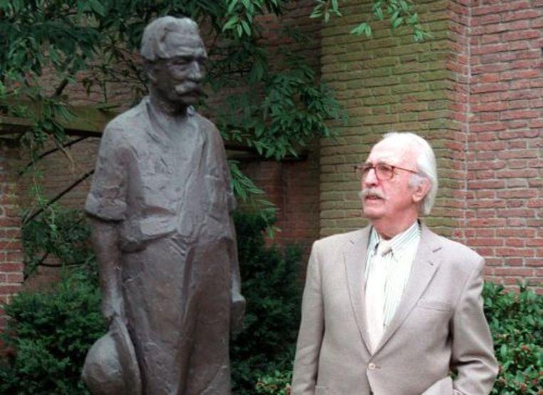 Pieter de Monchy in 1993. ANP Beeld