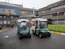 Manfred Spiller vervoert al 25 jaar patiënten bij Helmonds ziekenhuis