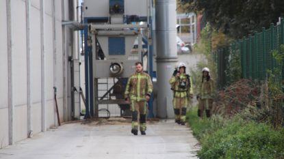 Strobrand in silo snel geblust