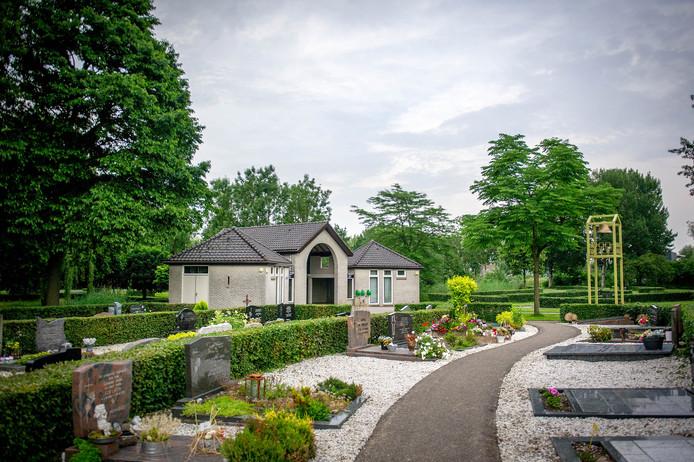 De Beuningse begraafplaats Haaghove.