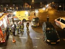 Drie gewonden door aanrijding op kruising in Waalwijk