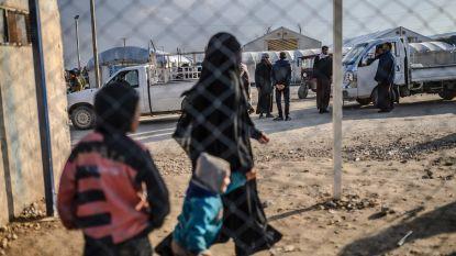 """Koerden: """"IS-strijders worden niet zomaar vrijgelaten, maar situatie is wel een tijdbom"""""""