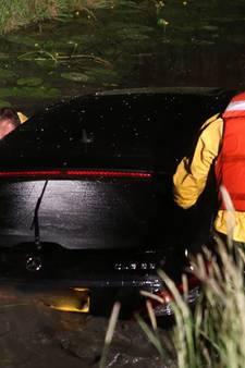 Auto meldt te water raken tussen Zuilichem en Brakel bij hulpdiensten; bestuurder spoorloos