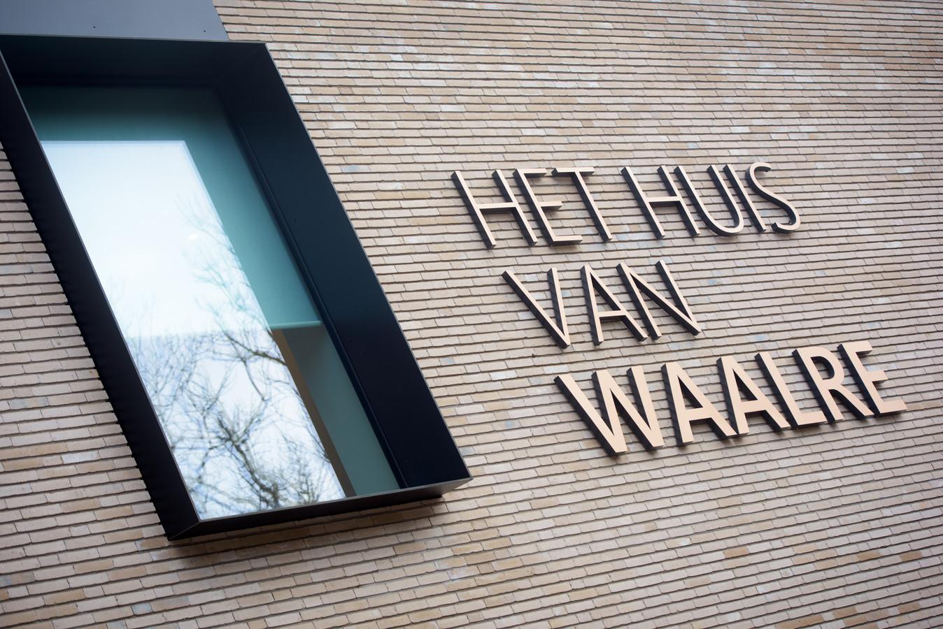 WAALRE - Gemeentehuis - Het huis van Waalre