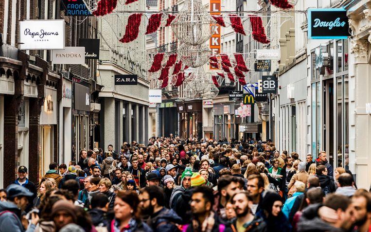 Koopkracht gaat in 2020 met 1,2 procent omhoog, evenveel als dit jaar. Beeld ANP
