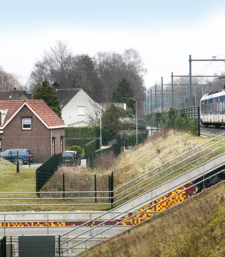 Wonen vlakbij het spoor; hoe is dat?