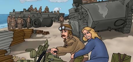 De Slag om de Schelde verschijnt als stripboek