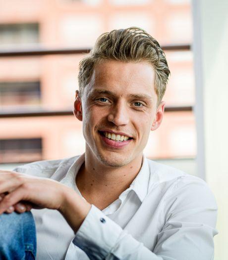 Kasper (26) uit Enschede doet mee aan 'De Bachelorette': 'Wat zie je er mooi uit meid'
