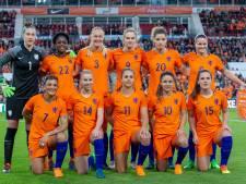 Oranje Leeuwinnen stijgen naar eerste plaats op UEFA-ranking